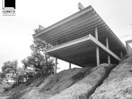 casas modernas pre fabricados pre moldados concreto aparente