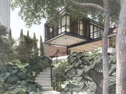 eco house, cornetta arquitetura, casas modernas, estruturas metalicas, casas ecologicas