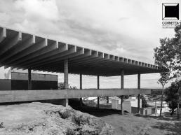 casas pré fabricadas modernas concreto aparente