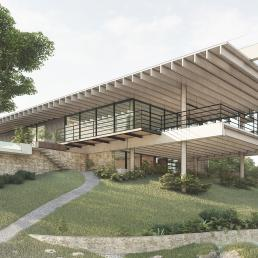 casa de concreto, cornetta arquitetura, projeto, arquitetura, architecture, prefab, house, casas modernas, concreto aparente, minimalista
