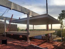 precast concrete houses construction