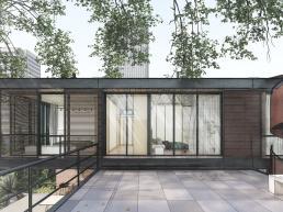 eco house, cornetta arquitetura, casas modernas, estruturas metalicas, prefab, steel, houses