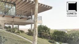 cornetta arquitetura, projeto, arquitetura, architecture, prefab, house, casas modernas, pre fabricados, concrete, precast concrete