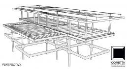 bim, revit, projeto, estrutural, metalica, prefab, steel, house