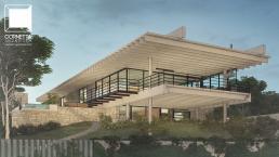 cornetta arquitetura, projeto, arquitetura, architecture, prefab, house, casas modernas, prefabricados, pre fabricados, concreto, concrete