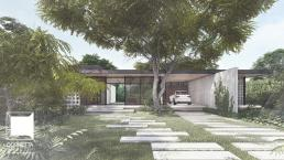 cornetta arquitetura, casas pre fabricadas, estruturas metalicas, fachadas, casas terreas