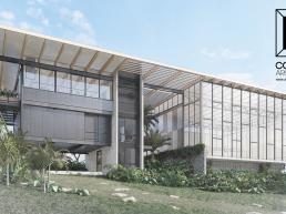 cornetta arquitetura, projetos, arquitetura, casas modernas, estrutura metalica, fachadas