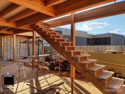 glulam, prefab, wood, houses, structures