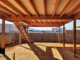 casas modernas, madeira laminada colada, obra seca, obra limpa, sustentabilidade