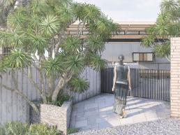 cornetta arquitetura, projetos, casas modernas, madeira laminada colada, mlc, fachadas