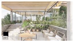 cornetta arquitetura, projetos, casas modernas, madeira laminada colada, mlc, varanda, piscina, lazer