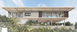 estrutura de madeira laminada colada, cornetta arquitetura, casas modernas, prefab, wood, glulam, prefab, houses