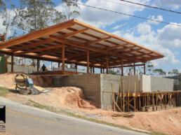 casas, lofts, madeira engenheirada, madeira laminada colda, glulam, timber, house