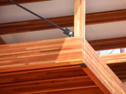 detalhe construtivo, madeira laminada colada, glulam, wood house, timber frame