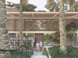 cornetta arquitetura, casas modernas, madeira laminada colada, fachadas, brises, modernista, minimalista