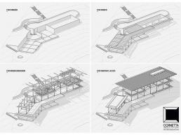 projeto, arquitetonico, estrutural, madeira engenheirada, bim