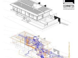 pojeto, arquitetura, hidraulica, eletrica, bim, compatibilizacao