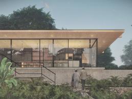 Cornetta Arquitetura, lofts, casas de campo, cross laminated timber, madeira laminada, CLT, MLC