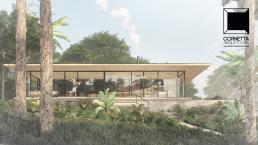 Cornetta Arquitetura, lofts, casas de campo, madeira laminada cruzada, colada, MLC, CLT, eco houses