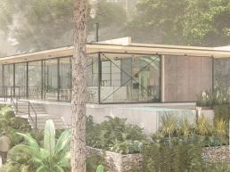 Cornetta Arquitetura, lofts, casas de campo, casas ecologicas, madeira laminada colada, cruzada