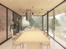 Cornetta Arquitetura, lofts, casas de campo, ambientes integrados, conjugados