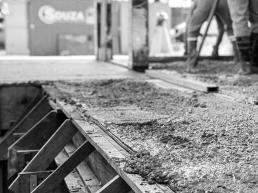 laje, painel, concreto, piso monolitico