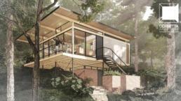 casas modulares, modular, architecture, home, small, dwelling, hut, wood, prefab, glulam