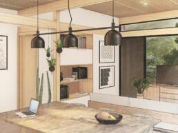 casas de madeira, casas de madera, cabana, prefab, samll, homes, modular